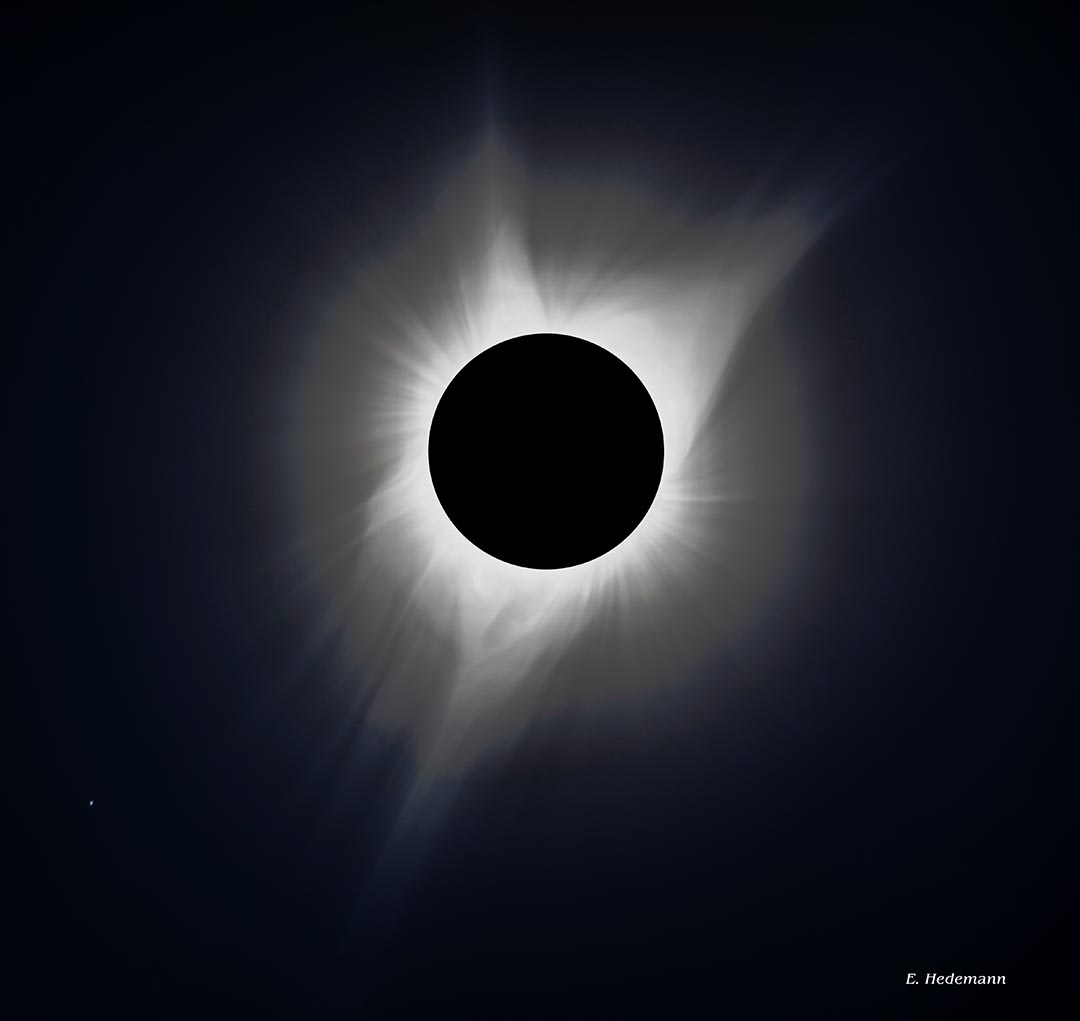 corona composite with six images